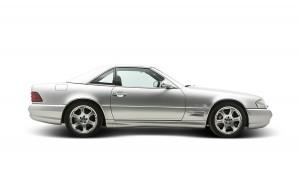 Mercedes SL500 SA