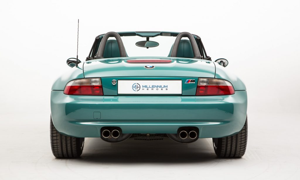 BMW Z3 M Roadster For Sale - Exterior 12