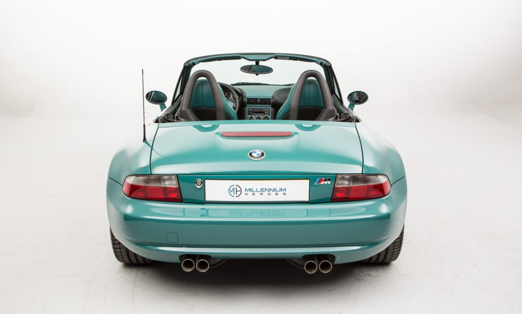 BMW Z3 M Roadster For Sale - Exterior 11