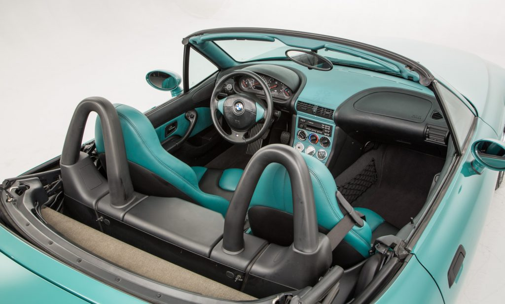 BMW Z3 M Roadster For Sale - Interior 7