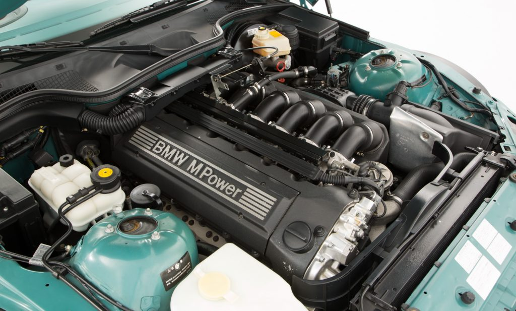 BMW Z3 M Roadster For Sale - Engine and Transmission 4