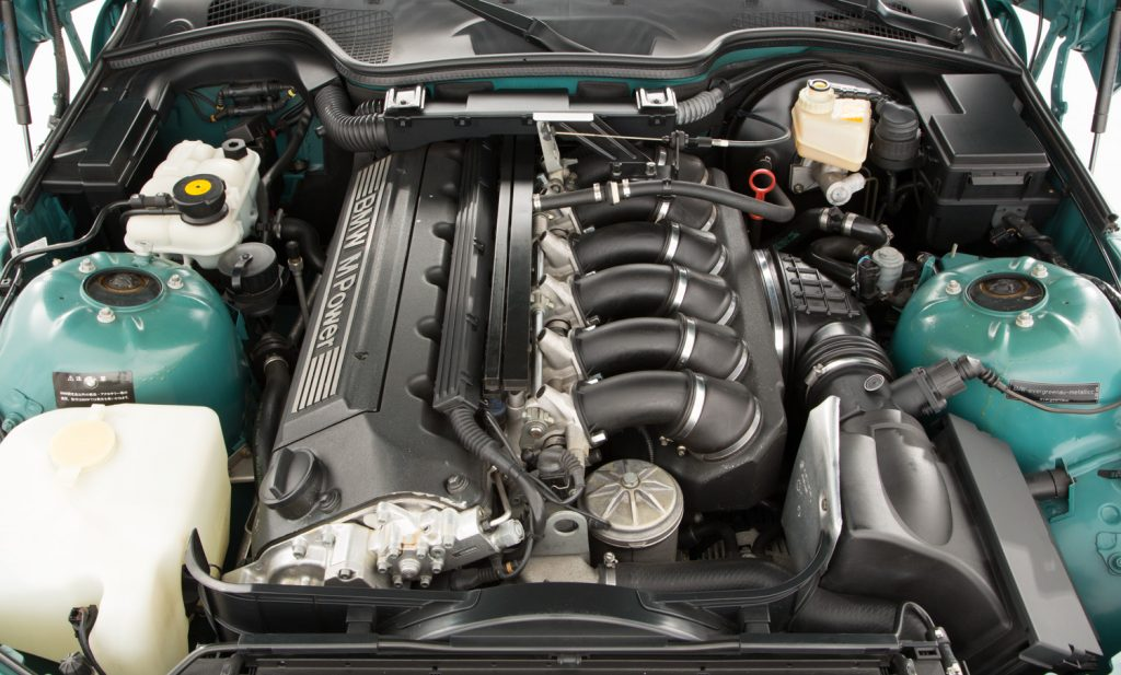 BMW Z3 M Roadster For Sale - Engine and Transmission 2