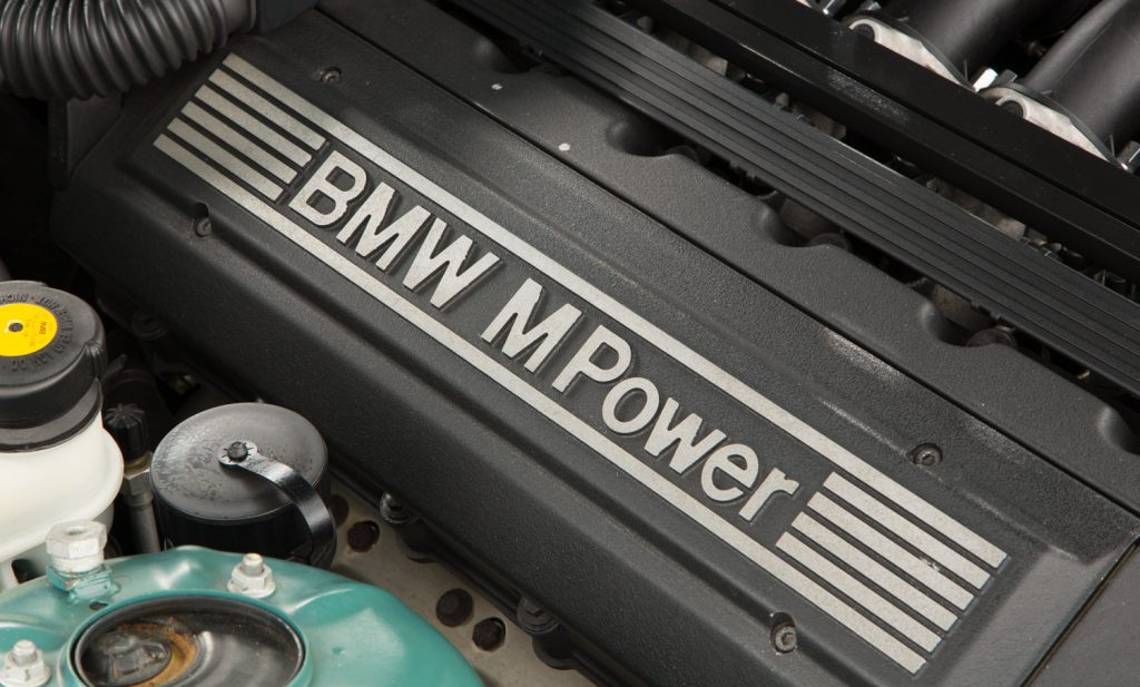 BMW Z3 M Roadster For Sale - Engine and Transmission 5