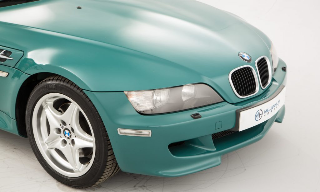 BMW Z3 M Roadster For Sale - Exterior 5