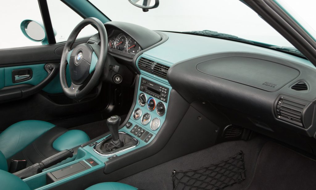 BMW Z3 M Roadster For Sale - Interior 5