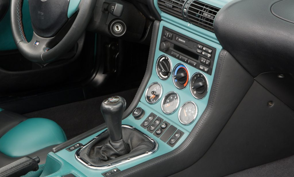 BMW Z3 M Roadster For Sale - Interior 6