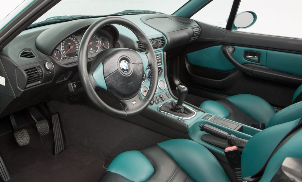 BMW Z3 M Roadster For Sale - Interior 2