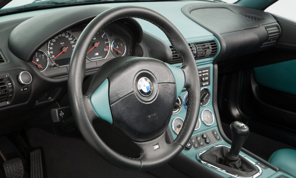 BMW Z3 M Roadster For Sale - Interior 3