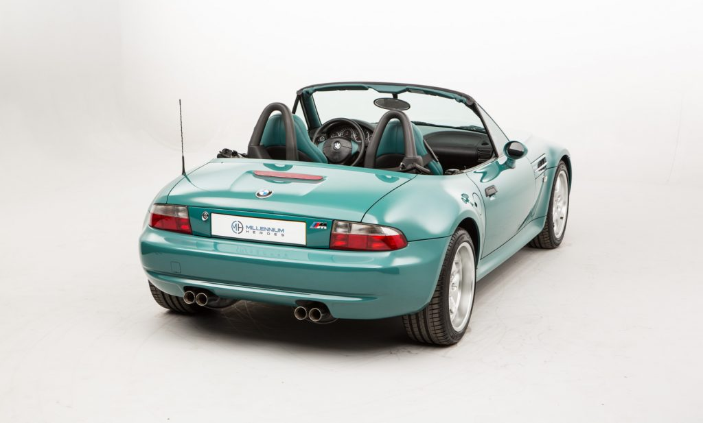 BMW Z3 M Roadster For Sale - Exterior 10