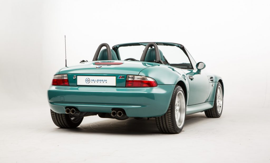 BMW Z3 M Roadster For Sale - Exterior 9