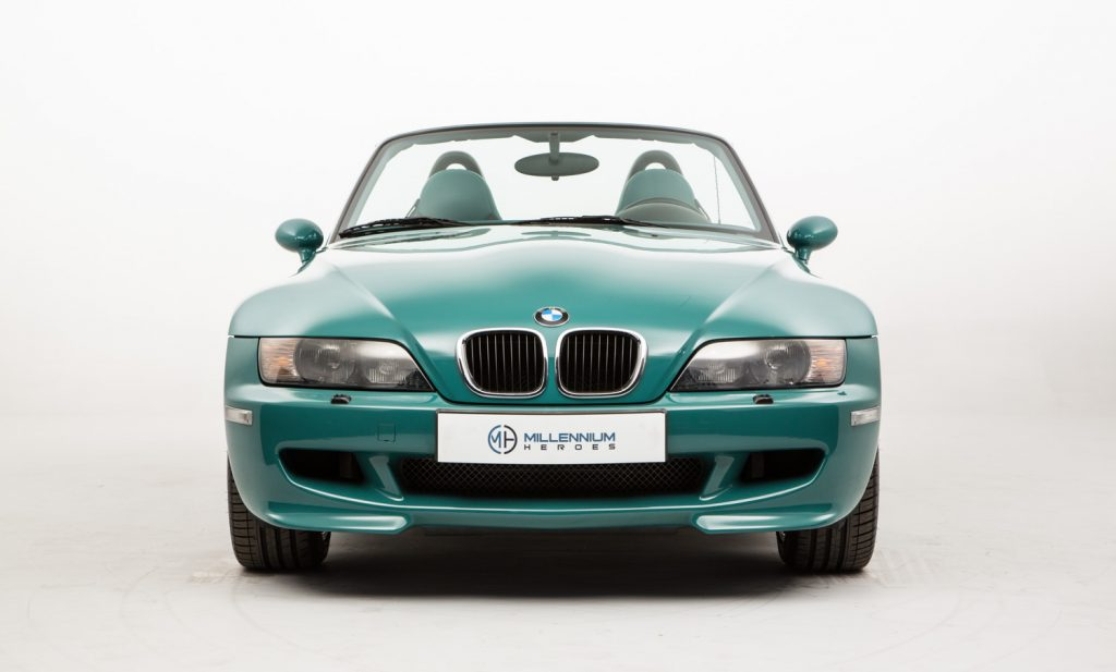 BMW Z3 M Roadster For Sale - Exterior 3