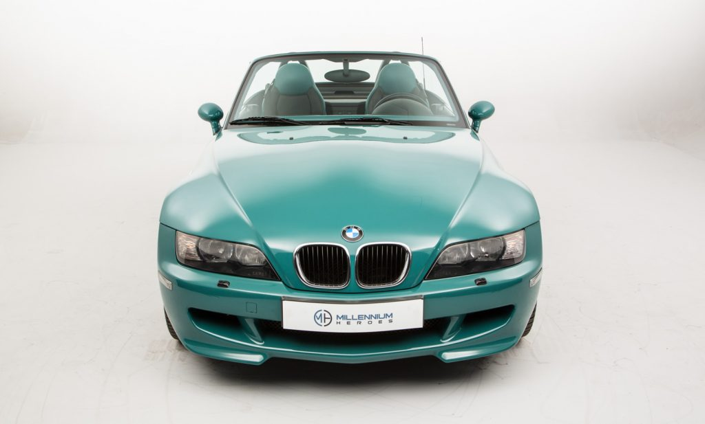 BMW Z3 M Roadster For Sale - Exterior 2