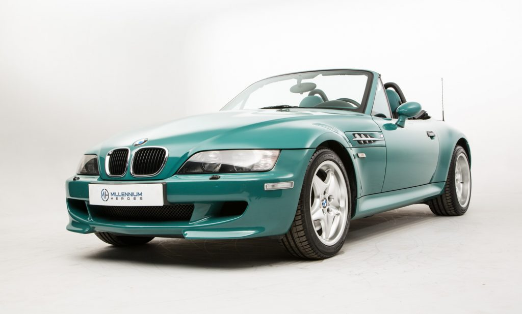 BMW Z3 M Roadster For Sale - Exterior 1
