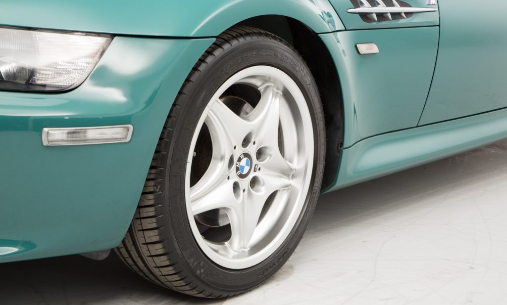 BMW Z3 M Roadster For Sale - Wheels, Brakes and Tyres 3