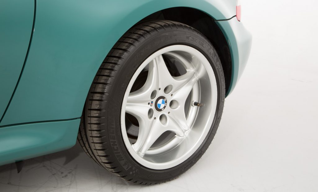 BMW Z3 M Roadster For Sale - Wheels, Brakes and Tyres 4