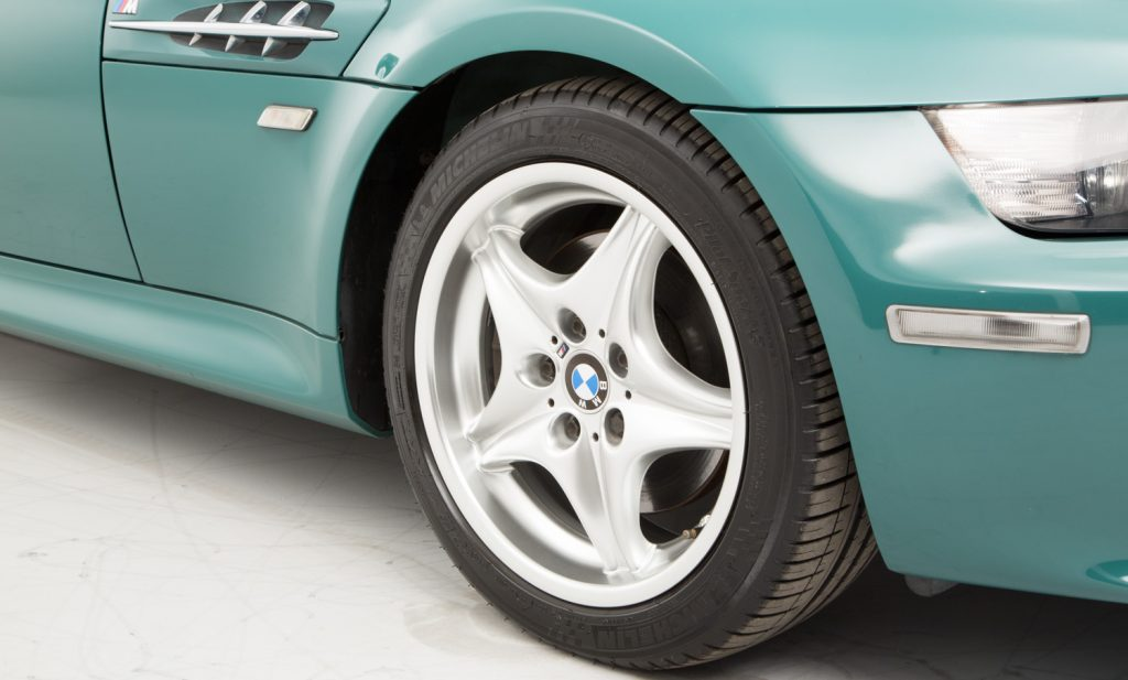 BMW Z3 M Roadster For Sale - Wheels, Brakes and Tyres 1