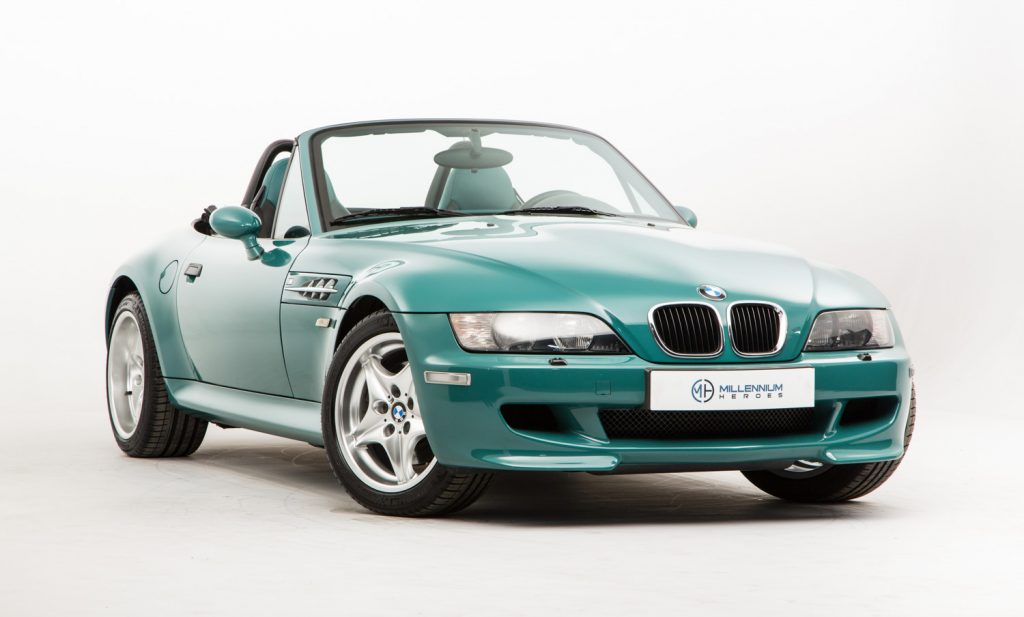 BMW Z3 M Roadster For Sale - Exterior 4