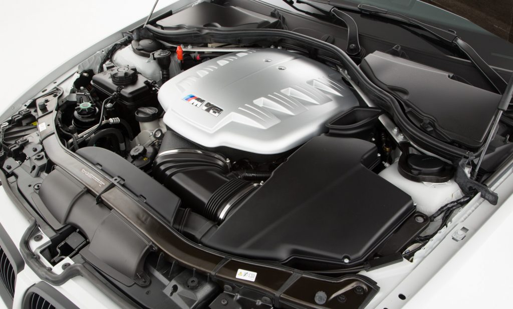 BMW M3 CRT For Sale - Engine and Transmission 4