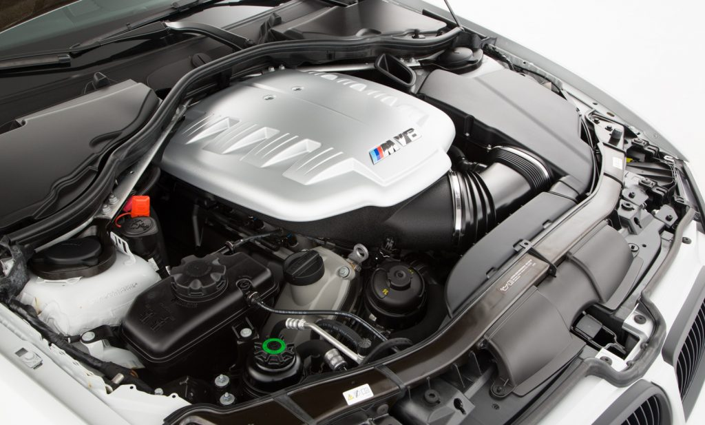 BMW M3 CRT For Sale - Engine and Transmission 2