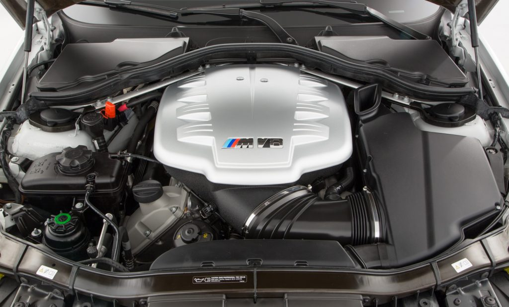 BMW M3 CRT For Sale - Engine and Transmission 3