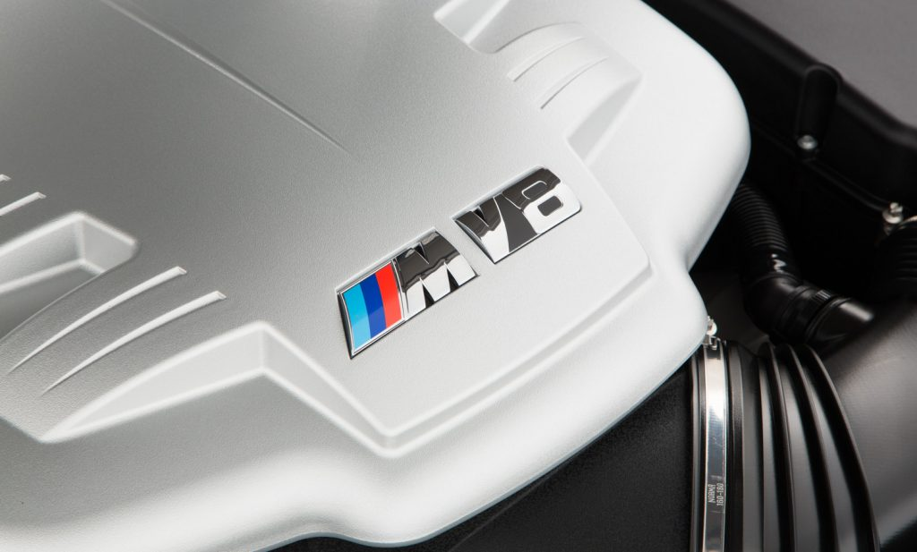 BMW M3 CRT For Sale - Engine and Transmission 5