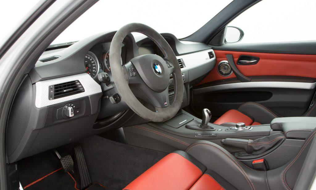 BMW M3 CRT For Sale - Interior 2