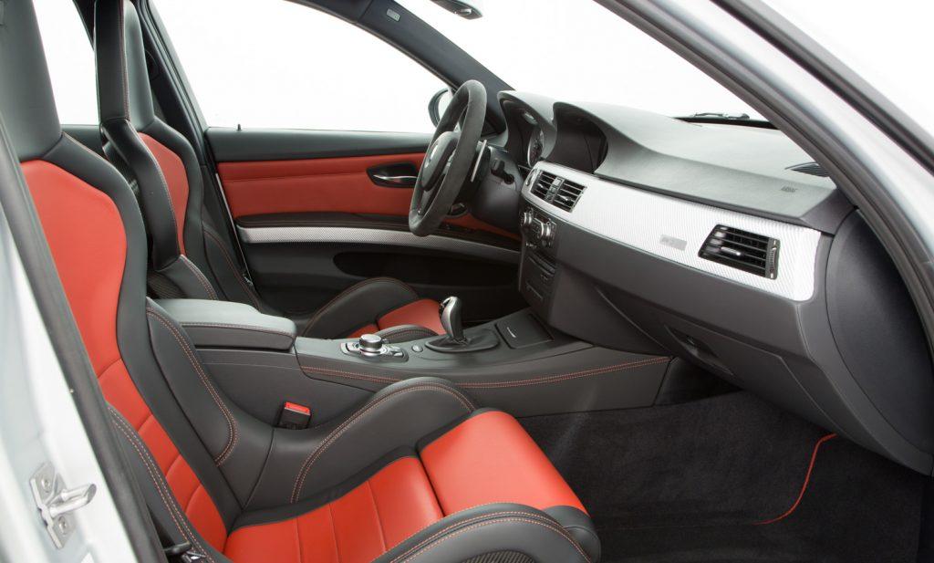 BMW M3 CRT For Sale - Interior 5