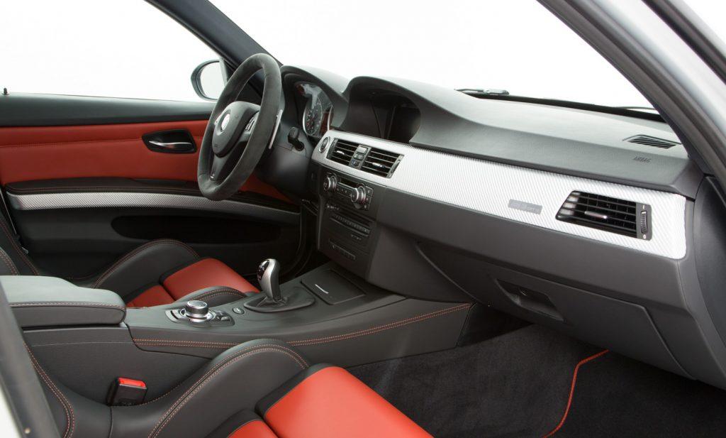 BMW M3 CRT For Sale - Interior 4