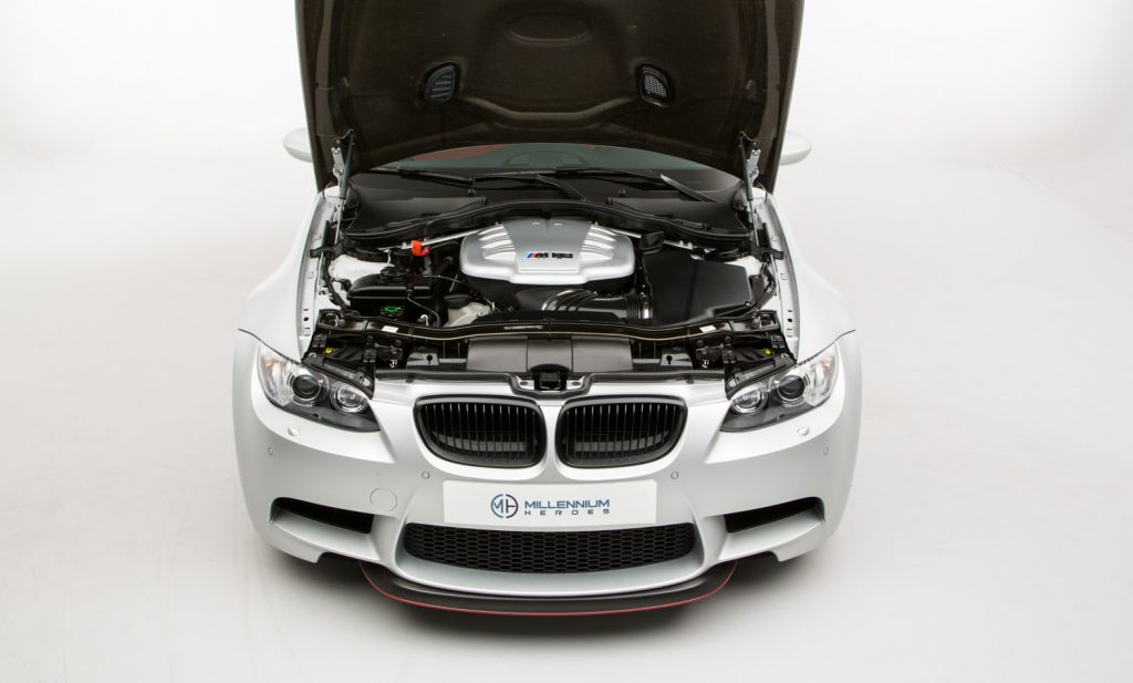 BMW M3 CRT For Sale - Engine and Transmission 1
