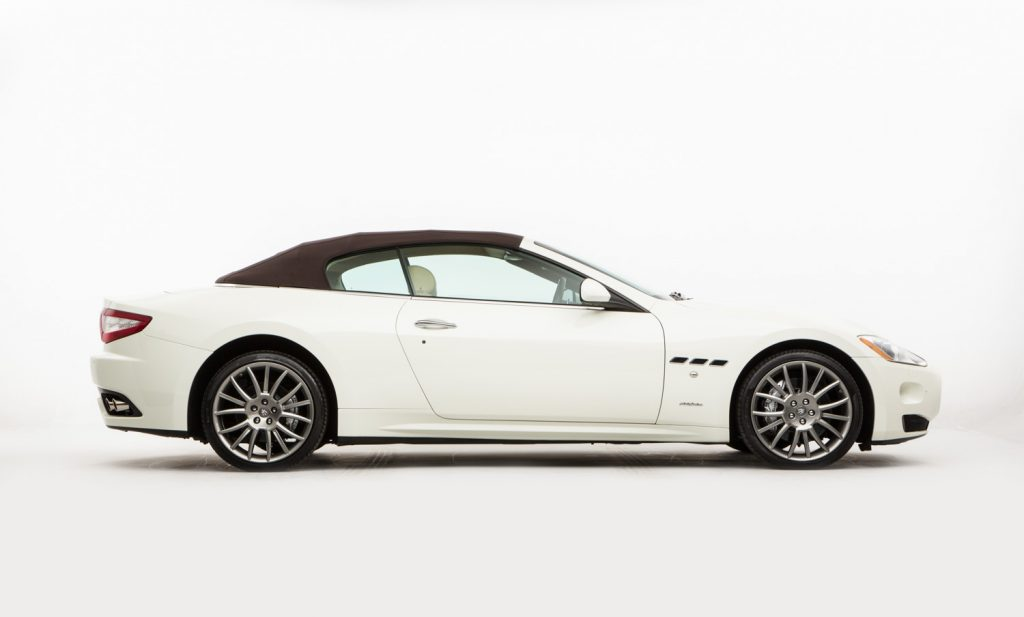 Maserati GranCabrio For Sale - Exterior 9