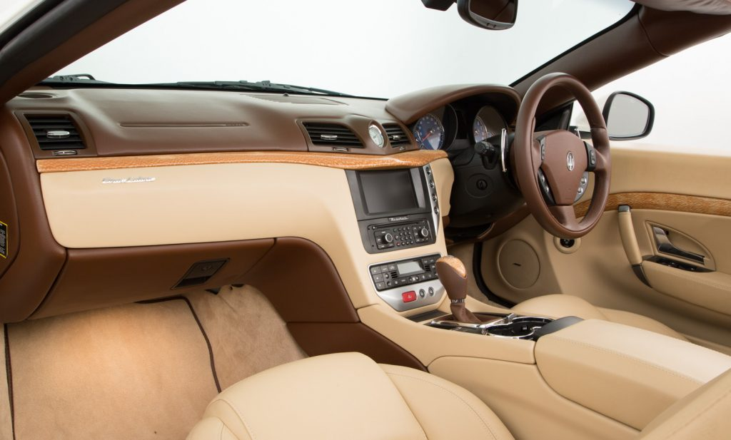 Maserati GranCabrio For Sale - Interior 5