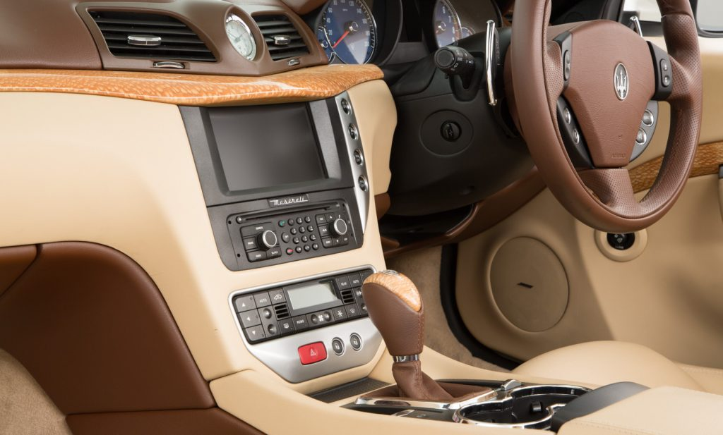 Maserati GranCabrio For Sale - Interior 4