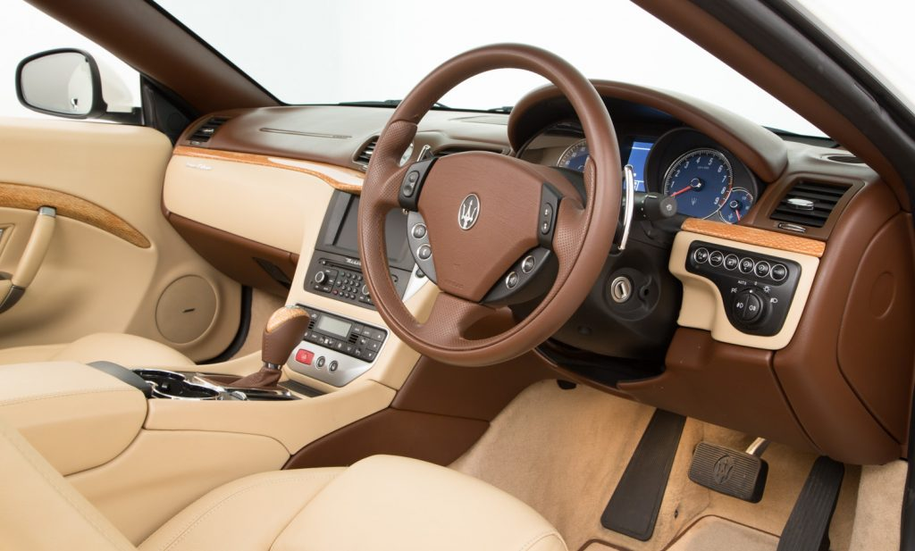 Maserati GranCabrio For Sale - Interior 2
