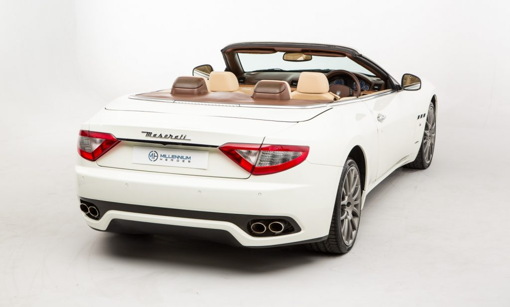 Maserati GranCabrio For Sale - Exterior 11