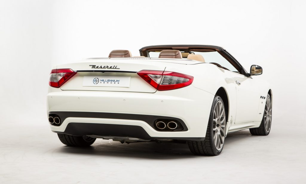 Maserati GranCabrio For Sale - Exterior 10