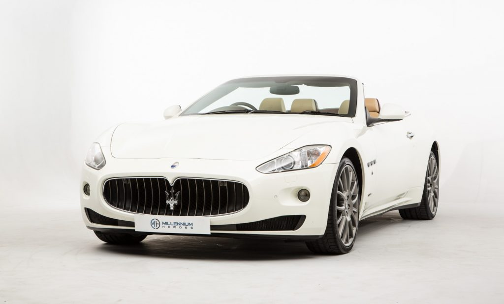 Maserati GranCabrio For Sale - Exterior 1