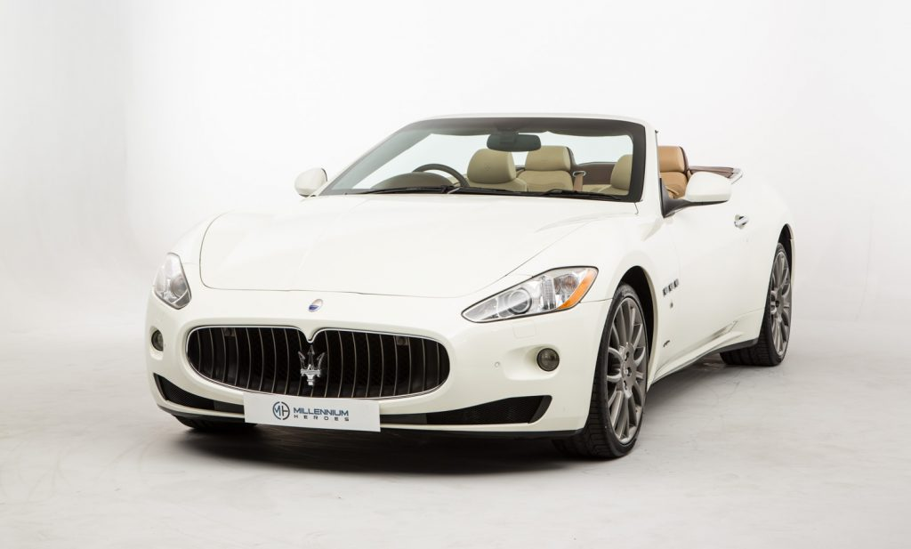Maserati GranCabrio For Sale - Exterior 2