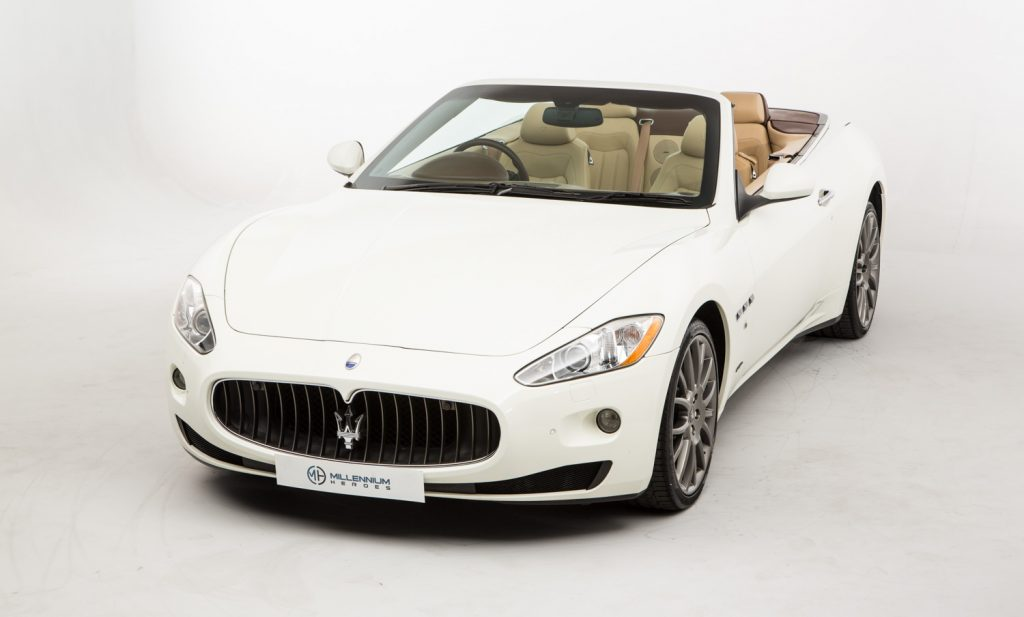 Maserati GranCabrio For Sale - Exterior 3