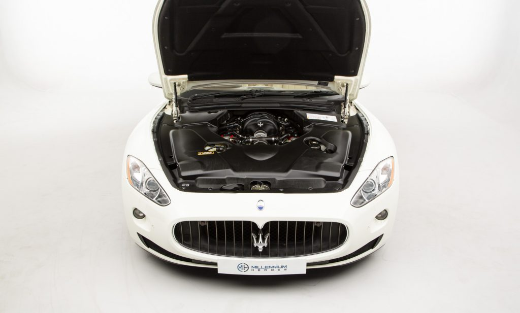 Maserati GranCabrio For Sale - Engine and Transmission 1