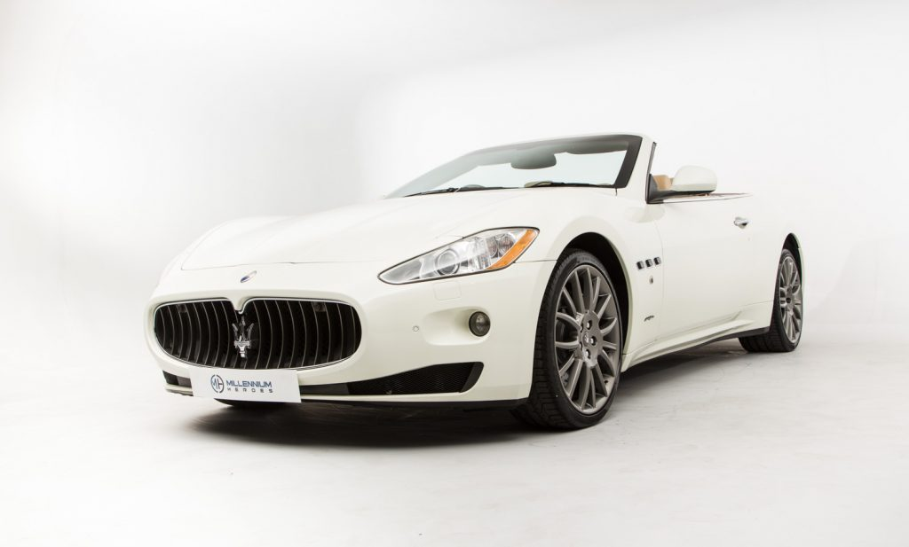 Maserati GranCabrio For Sale - Exterior 4