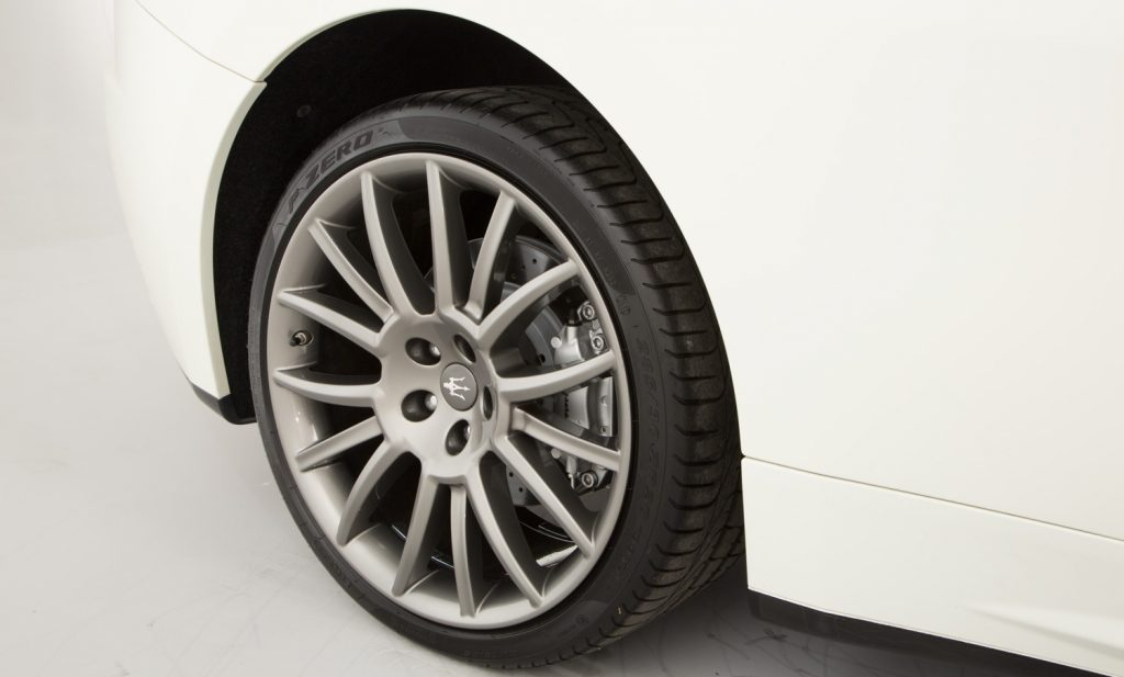 Maserati GranCabrio For Sale - Wheels, Brakes and Tyres 2