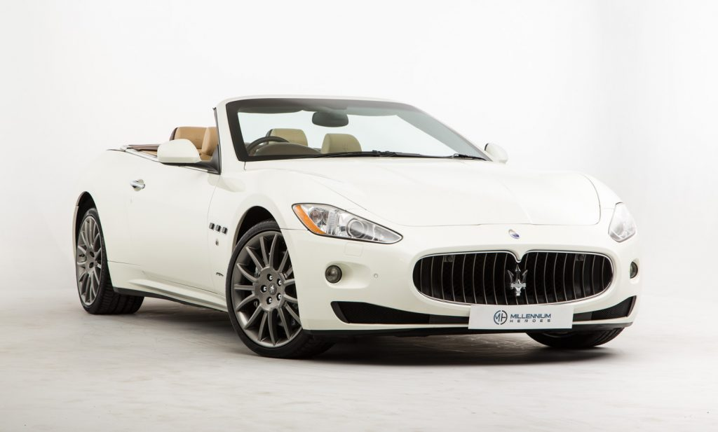 Maserati GranCabrio For Sale - Exterior 7