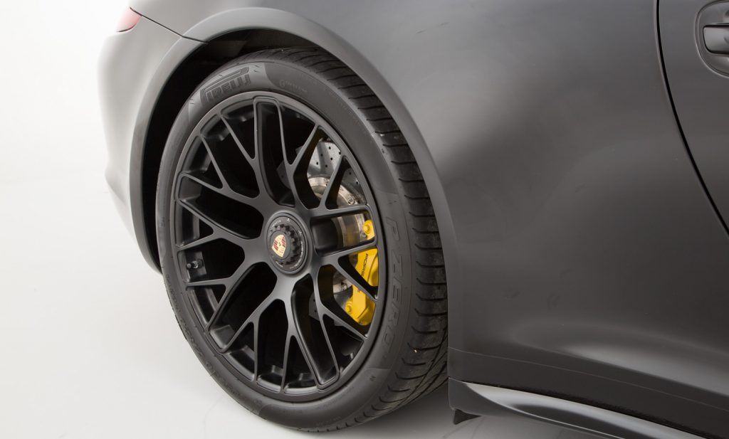 Porsche 991 Carrera GTS For Sale - Wheels, Brakes and Tyres 2
