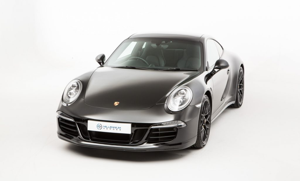 Porsche 991 Carrera GTS For Sale - Exterior 3