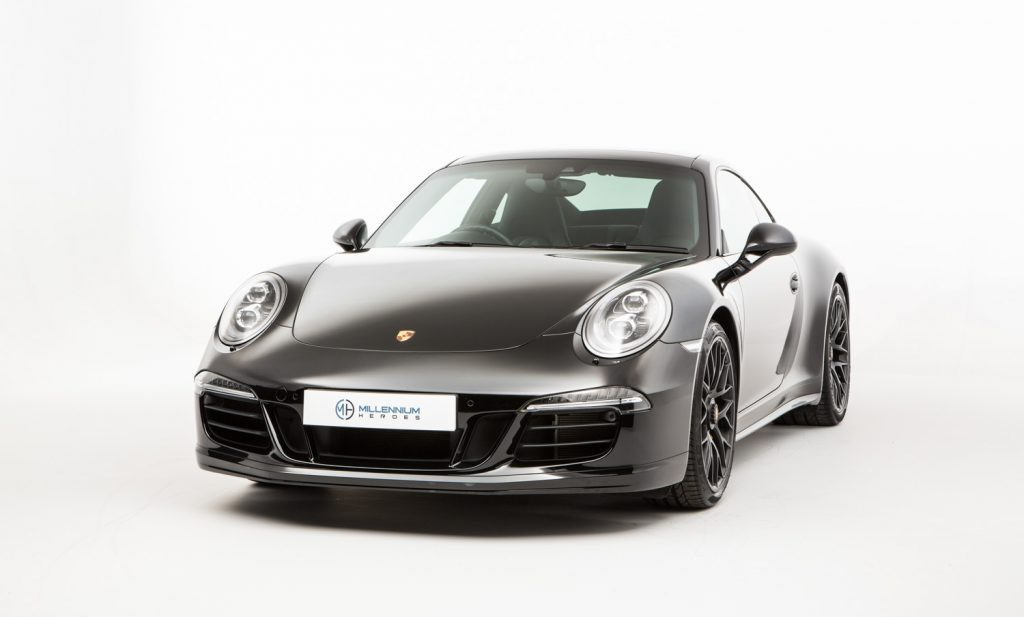 Porsche 991 Carrera GTS For Sale - Exterior 2