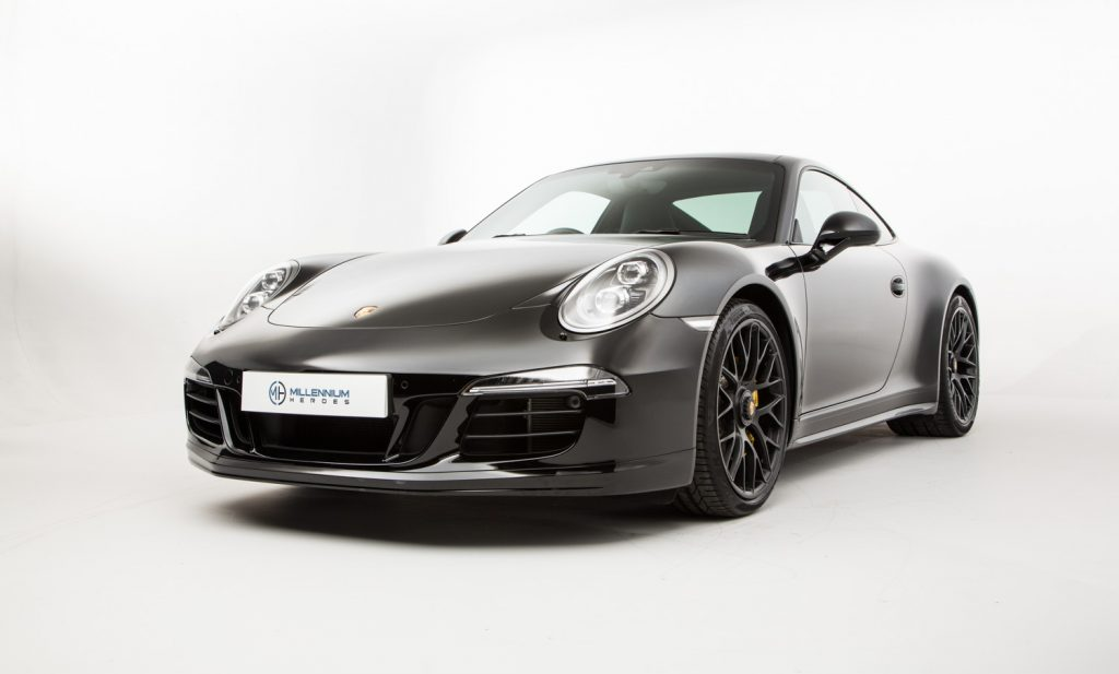 Porsche 991 Carrera GTS For Sale - Exterior 4