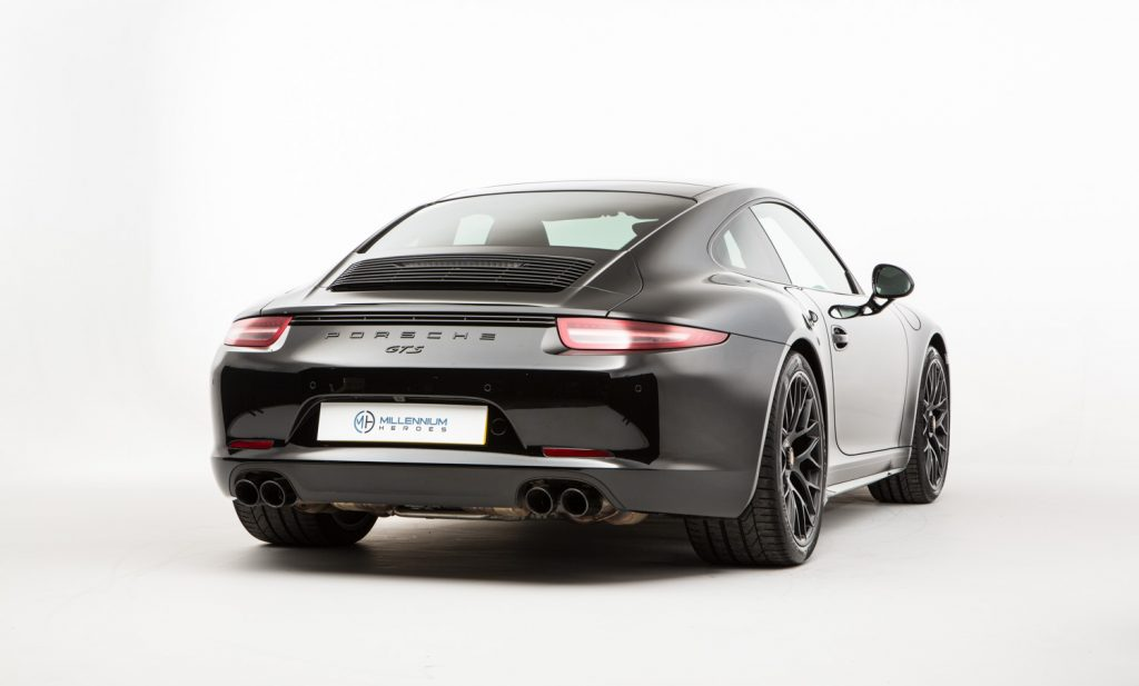 Porsche 991 Carrera GTS For Sale - Exterior 9