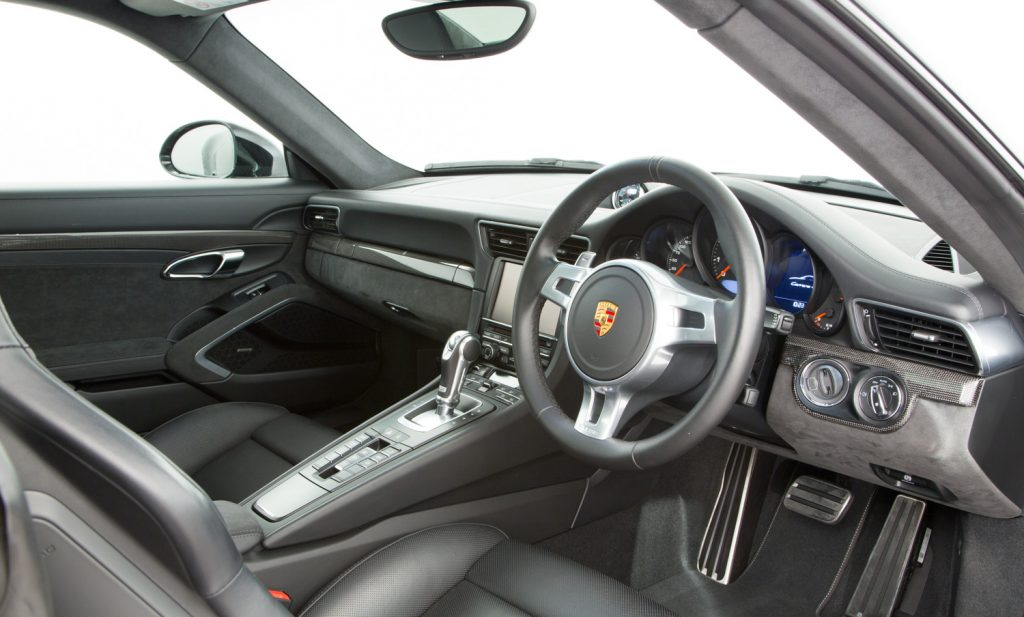 Porsche 991 Carrera GTS For Sale - Interior 2