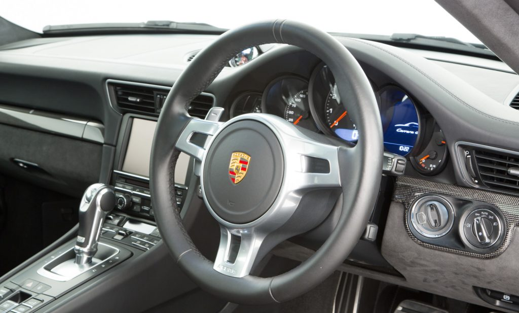 Porsche 991 Carrera GTS For Sale - Interior 3