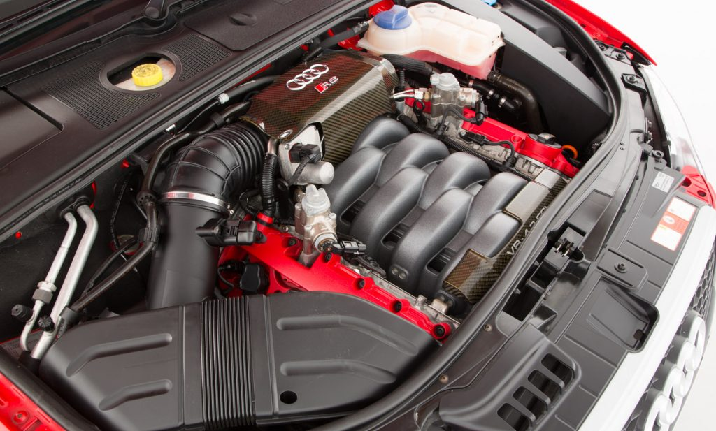 Audi B7 RS4 Avant For Sale - Engine and Transmission 2